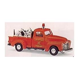 """Busch 48207 Chevrolet Pickup """"Firebrigade"""" (US)"""