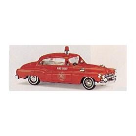 """Busch 44711 Buick 1950 """"Firechief"""""""