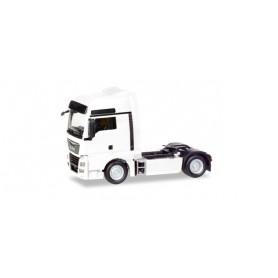 Herpa 308304 MAN TGX XXL Euro 6c rigid tractor, white