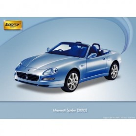 Ricko 38807 Maserati Spyder 2002 PC-Box