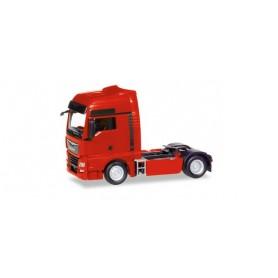 Herpa 308311 MAN TGX XXL Euro 6c rigid tractor, red