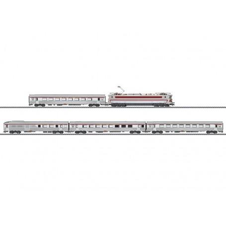 """Märklin 26608 Tågset """"TEE"""" typ SNCF"""