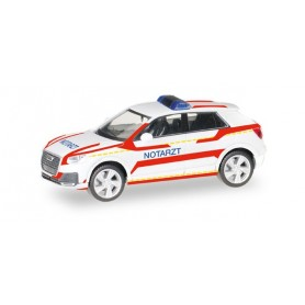 "Herpa 093361 Audi Q2 ""Notarzt"""