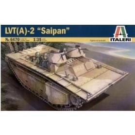 """Italeri 6470 Tanks LVT(A)-2 """"Saipan"""""""