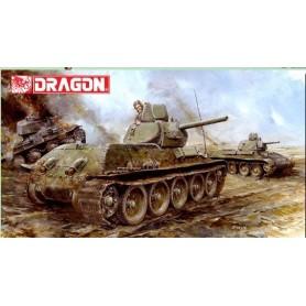 Dragon 6418 Tanks T-34/76 Mod. 1941 Cast Turret