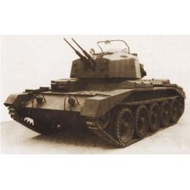 Italeri 6444 Tanks Crusader III AA Mk. III
