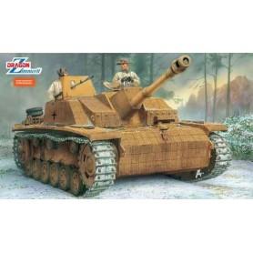 Dragon 6454 Tanks 10,5cm Sturmhaubitze 42, utf. G w/Zimmerit