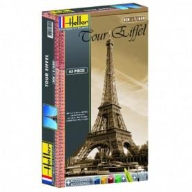 "Heller 85201 Eiffeltornet i byggsats ""Tour Eiffel"" ""Gift Set"""