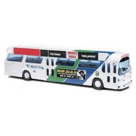 """Busch 44505 Amerikansk Buss """"Miami"""""""