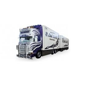 "Herpa 918275 Scania R TL Eurocombi ""Malmbergs"" (S)"