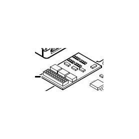 Märklin 283403 Ljuddekoder för Märklin 36352 Ellok klass Ub 709 typ SJ , 21-pins, utan högtalare