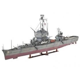 Revell 00022 Fartyg Atomic Cruiser USS Long Beach