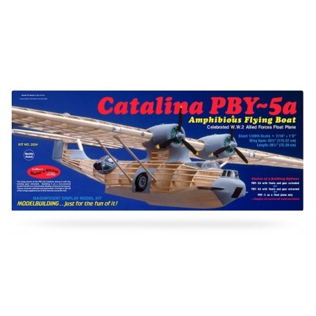 Guillows 2004 Flygplan PBY-5A Catalina