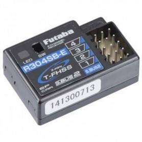 Futaba R304SBE Mottagare 4-K 4PLS 2.4G T-FHSS bil internantenn