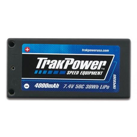 Trakpower TKPC0365 Lipo 2S/7.4V 4000mAh 50C Battery