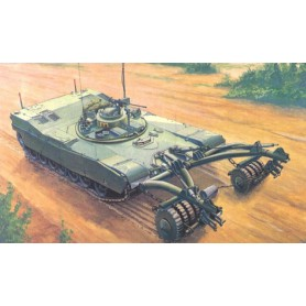 Trumpeter 00346 Tanks M1 Panther II Mineclearing