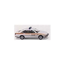 """Wiking 10408 Opel Senator """"Polizei Canton Zurich Swizerland"""""""
