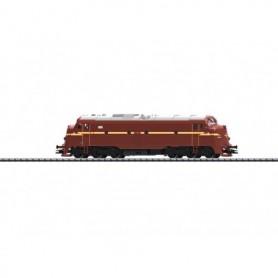 Trix 22671 Diesellok klass Di3 typ NSB i brunt utförande