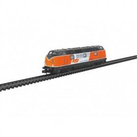 "Trix 16202 Diesellok klass 221 ""RTS Rail Transport Service"""