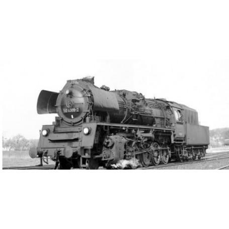Roco 68181 Ånglok med tender klass BR 50 4009-2 typ DR