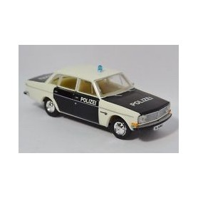 "Brekina 29418 Volvo 144 ""Polizei Baselland"" (CH)"