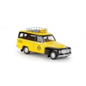 """Brekina 29322 Volvo Duett Kombi """"ANWB"""",(NL), TD"""