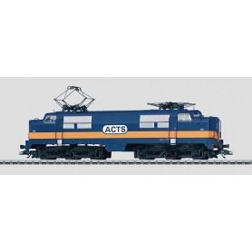 Märklin 37122 Ellok klass Serie 1200 för Privatbahn-Lokomotive der Firma ACTS, Niederländischen Eisenbahnen (NS)