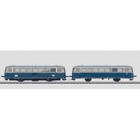 Märklin 39981 Rälsbuss med släp klass 5081 och klass 6581 ÖBB