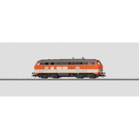 """Märklin 39182 Diesellok klass 218 DB """"City Bahn"""" Köln - Gummersbach"""""""