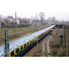 """Märklin 87300 Vagnsset med 5 personvagnar """"Touristikzug"""""""