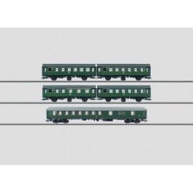 Märklin 43194 Vagnsset med 5 personvagnar typ DB