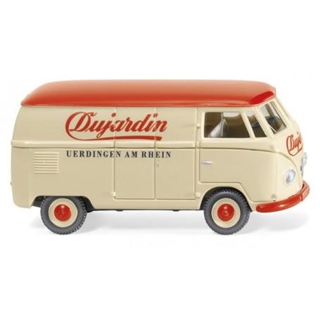 """Wiking 78811 VW T1 (type 2) van """"Dujardin"""""""