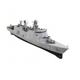 "Billing Boats 500 Absalon/Esbern Snare Naval Ship R/C ""Collectors Edition"""