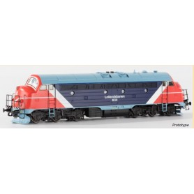 "B Models 921204 Diesellok NOHAB ""Lollandsbanen M38"""