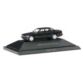 "Herpa 102070 BMW 750 iL High-Tech ""BMW History Edition"""