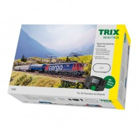 "Trix 11141 Startset """"Freight Train"""