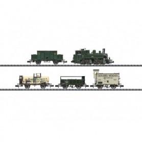 "Trix 11632 Tågset ""Bavarian Freight Transport"""