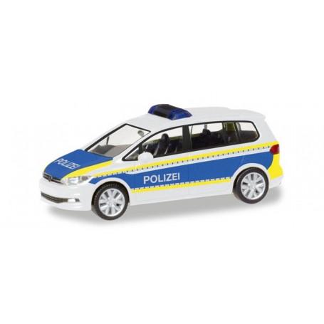 """Herpa 093576 VW Touran """"Polizei Brandenburg"""""""