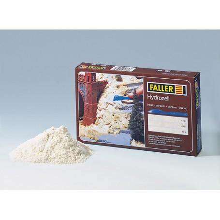 Faller 180503 Hydrozell puder, 120 gram