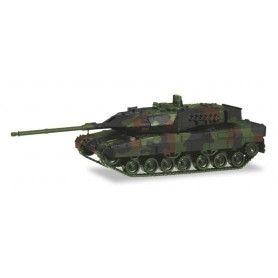 Herpa 746175 Main battle tank Leopard 2A7, decorated