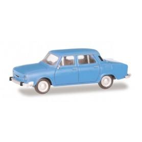 Herpa 028837 Skoda 110 L, dove blue