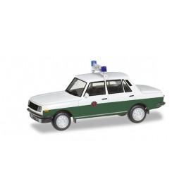 """Herpa 092142 Wartburg 353 '85 """"East german police"""""""