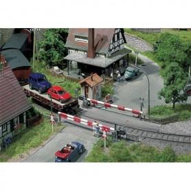 Faller 120172 Bevakad järnvägsövergång