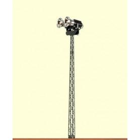 Brawa 84020 Strålkastare, dubbel, 1 st, höjd 135 mm
