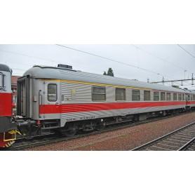 NMJ 203601 Personvagn 1/2:a klass AB3 55 74 3873 885-7 Tågab