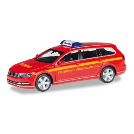 """Herpa 092654 VW Passat Variant """"Feuerwehr Einsatzleitung"""""""