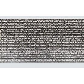 Faller 272651 Arkadplatta Profi »Läufermauerwerk«, mått 37,0 x 12,5 x 0,4 (2x) cm