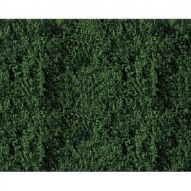 Faller 181391 Foliage, mörkgrön, mått ca 25 x 12 cm
