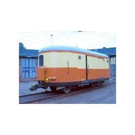 "Jeco UFV-B08 Släpvagn SJ Ufv ""Osten"" 2052"