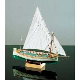 Corel SM44 Llaut Spanish Fishing Boat